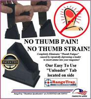 THUMBLESS Magazine SpeedLoader for Glock 22 / 23 / 27 / 35 .40 LIFETIME WARRANTY