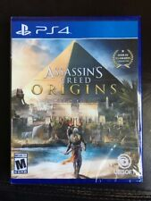 Assassins Creed Origins PS4  Video Game FAST  SHIPPING (Factory Sealed)