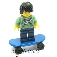 LEGO Collectable Mini Figure Series 1 - Skater - 8683-6 COL006 R807