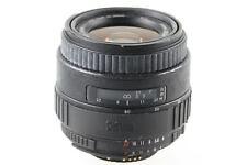 SIGMA zoom 35-80 mm 35-80 mm 1:4-5.6 4-5.6 -- Nikon AF