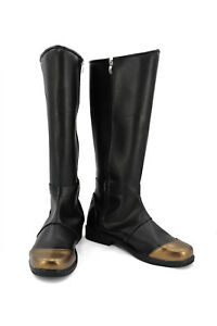 Batman The Dark Knight Cosplay Boots Shoes Custom Made