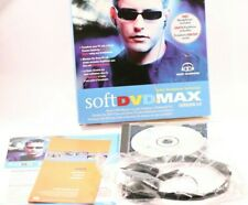 SOFTWARE SOFT DVD MAX VERSION 4.O WITH HEADPHONES DVD-ROM WINDOWS 98 200 ME