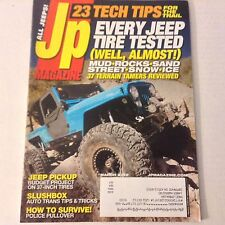 JP ALL JEEPS Magazine Every Jeep Tire Tested Almost March 2012 052617nonrh2