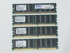 M368L3223FTN-CCC Samsung 1GB (4X256) PC3200 DDR-400MHz Non-ECC Unbuffered 184Pin