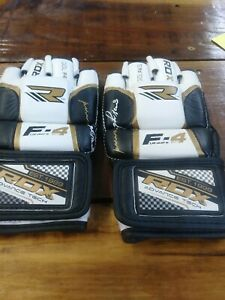 RDX MMA Gloves Sparring Training Fighting Grappling Combat Punching Bag Mitts US