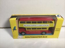 Budgie Routemaster Bus Shop Linker