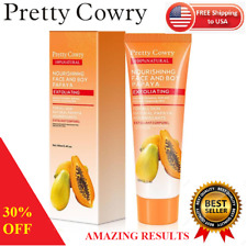 papayas Essence Peeling Facial Cleanser Natural Exfoliating Facial Whitening Gel