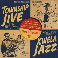 Soul Safari presents - Township Jive & Kwela J (Vinyl LP - 2011 - EU - Original)