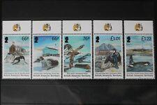 Britische Gebiete in der Antarktis 703-707 ** postfrisch #WJ359