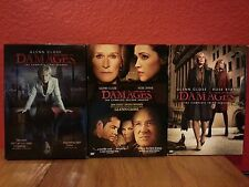 Damages Seasons 1-3 The Complete Set of Seasons 1, 2, and 3 DVD