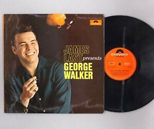 """James Last Presents George Walker - 12"""" Vinyl LP - 184114"""