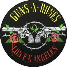 "Guns N 'ROSES schiena ricamate/Back Patch # 6 ""Los F' n Angeles"""