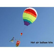 NEW 2.5m 98In Hot Air Balloon  Kite Outdoor fun Sports Surfing Toys