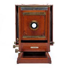 Century No. 2 6 ½ x 8 ½  Film Vintage View Camera + Cooke 6 In. Primoplane Lens