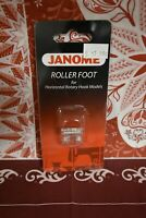 Roller Foot #200316008 For Janome Horizontal Rotary Hook Models