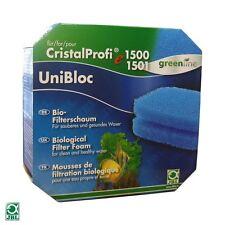 Jbl cristalprofi Unibloc E1500 E1501 e1901 de esponja de espuma de medios de filtro Greenline