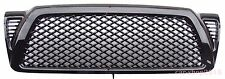 Toyota Tacoma 2005-2011 Mesh Style Front Grille Grill Glossy Black