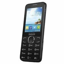 ALCATEL ONE TOUCH 2007X BIG BUTTON UNLOCKED MOBILE PHONE NEW CONDITION
