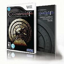 BRAND NEW SEALED WII -- The Conduit -- SPECIAL EDITION (Nintendo Wii, 2009)