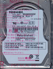 Toshiba MK5065GSXW HDD2H82 W RL01 F 500Gb SATA A8-35