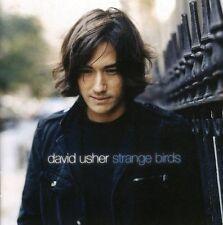 David Usher - Strange Birds [New CD] Canada - Import