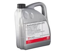FEBI 30017 ATF-Öl für automatische Getriebe Wandler und Hydrolenkungen 5 Liter