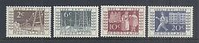 1952 Netherlands 336-339 | 757a-d Set of 4 - Centenary of Dutch Stamps - MH*