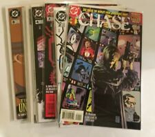 Chase complete original series issues 1 - 9 1998 DC Comics