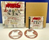 Monty Python's Looney Bin Holy Grail Pythonizer 7th Level PC Big Box CD ROM Game