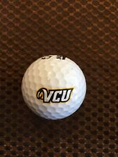 Logo Golf Ball-Ncaa.Vcu.Virginia Commonwealth University.