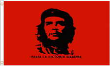 More details for che guevara polyester flag - choice of sizes