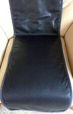 Housse de fauteuil in aspect cuir, möbelschoner, Tapis sol d'interposition 100%