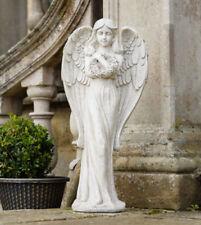 Plastic/Resin Angels Garden Statues Ornaments
