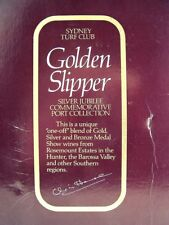 1982 release ROSEMOUNT GOLDEN SLIPPER Boxed Collection x 6 Isle of Wine