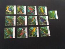 Grenada 2013 birds   SCOTT No.3926-3937 MNH