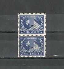 R1637 - SUDAFRICA 1948 - SERIE COMPLETA ** BILINGUE N°166/67 - VEDI FOTO