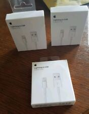 Lot de 50 chargeur iphone 5 6 7 8 X  Synchronisation itune print cable 1M neuf