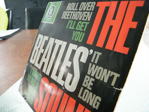 ♪♫♪♫ EP The Beatles:The Beatles SOUND