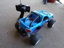 FORD RC REMOTE CONTROL PULL START 15 NITRO MOTOR OFF ROAD RACING Truck W/REMOTE