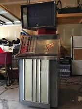 Very Rare Scopitone ST-36 Video Jukebox Loaded with 16mm films.