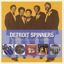 The Detroit Spinners - Original Album Series (5 CD Box Set) [New CD]