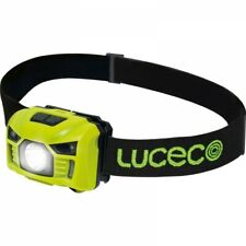 Luceco LED USB Rechargeable Inspection Head Torch 150 Lumens