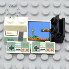 Awesome Custom Nintendo Super Mario Game Console set for LEGO Minifigures!