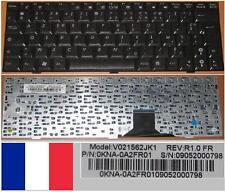 Clavier Azerty Français ASUS EEEPC 1000HE 1000HD V021562JK1 0KNA-0A2FR01 Noir