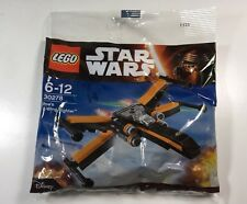 Brand NEW Sealed Lego Star Wars Set 30278 Poe's X-wing Fighter Polybag.