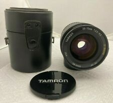 Tamron Cf Macro Bbar Mc 28-70mm f/3.5~4.5 Zoom Lens - Adaptall 2- Nice!