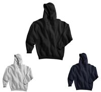 MENS HEAVIER WEIGHT, PULLOVER, SOFT COTTON BLEND HOODIE, LINED HOOD TALL LT-6XLT