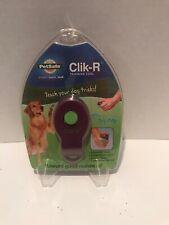 PetSafe Clik-R Clip Pet Clicker Dog Training Tool NEW IN BOX Dog Clicker GREAT