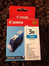 Original Canon 3eC Inkjet Cartridge Cyan: Genuine