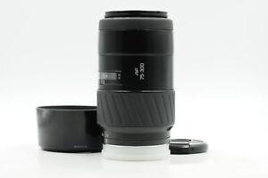 Minolta Maxxum 75-300mm f4.5-5.6 I Macro Lens Sony #077